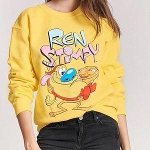 Ren And Stimpy Sweatshirt